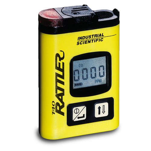 Industrial Scientific T40 Rattler Portable Hydrogen Sulfide Monitor