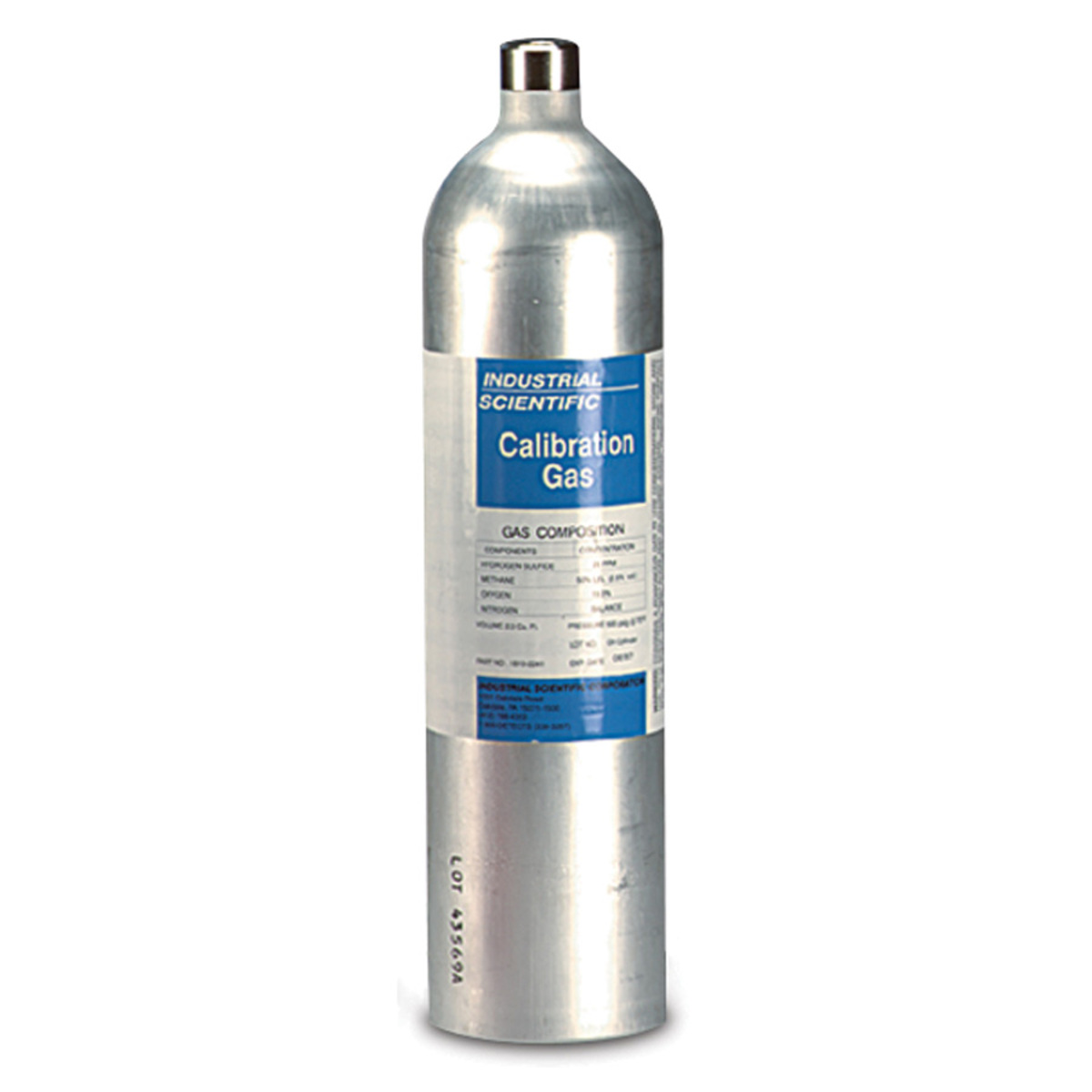 Airgas - I2418102939 - Industrial Scientific 103 Liter 100 ...