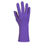 Kimberly-Clark Professional* Large Purple Nitrile-Xtra* 6 mil Nitrile Disposable Exam Gloves (50 Gloves Per Box)