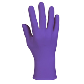 Kimberly-Clark Professional* Medium Purple Nitrile* 6 mil Nitrile Powder-Free Disposable Exam Gloves (100 Gloves Per Box)