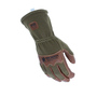 MCR Safety® Medium MCR Safety® Premium Grain Goatskin And Nomex® Dupont™ Kevlar® Lined And Sewn Cut Resistant Gloves