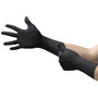 Microflex® 2X Black MIDKNIGHT™ XTRA 6.3 mil Nitrile Powder-Free Disposable Exam Gloves (100 Gloves Per Box)