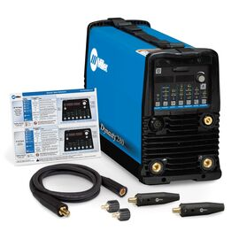 Miller® Dynasty® 280 DX/CPS 208 - 575 Volts 1 or 3 Phase CC / CV Multi-Process Welder