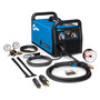 Miller® Millermatic® 211 MIG Welder, 120V- 240V 230 Amp Flux Cored (FCAW) MIG (GMAW) Single