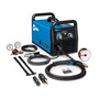 Miller® Millermatic® 211 MIG Welder, 120V- 240V 230 Amp Single Phase