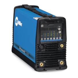 Miller® Dynasty® 210 DX TIG Welder Power Source, 120/480 Volt With 8' Primary Cord, (2) Dinse Connectors And Adjustable Sholder Strap