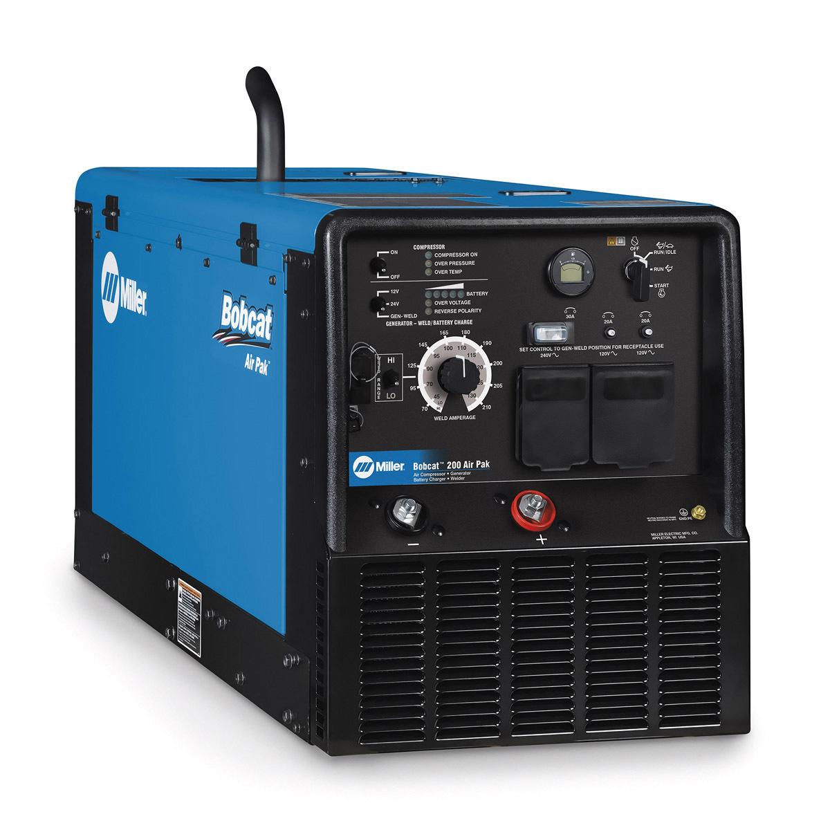 Miller Electric Owner39s Manual Welding Engine Driven Welding Generator