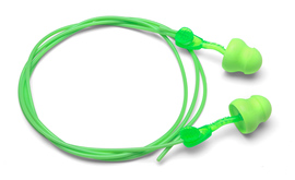Moldex® Glide® Pod Foam Corded Earplugs