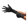 Ansell Small Black Microflex® Onyx® N64 5.1 mil Nitrile Disposable Gloves (Availability restrictions apply.)