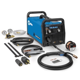 Miller Multimatic 215 120 Volts Single Phase CC/CV Multi-Process Welder