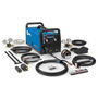 Miller® Multimatic™ 215 Single Phase CC | CV Multi-Process Welder