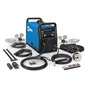 Miller® Multimatic® 220 AC/DC 110 - 240 Volt Single Phase CC/CV Multi-Process Welder