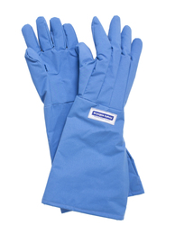 National Safety Apparel® X-Large 3M™ Scotchlite™ Thinsulate™ Teflon™ Laminated Nylon Waterproof Cryogen Gloves
