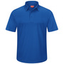 Red Kap® X-Large Royal Blue 5.3 Ounce Polyester Shirt