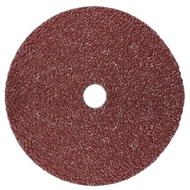 M™ 5 inch by 7/8 inch 36 Grit 982C Cubitron™ II Very Coarse Grade Closed Coat Resin Bond Fiber Disc