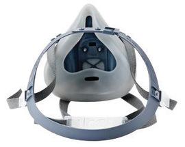 3m 7502 series half mask respirator