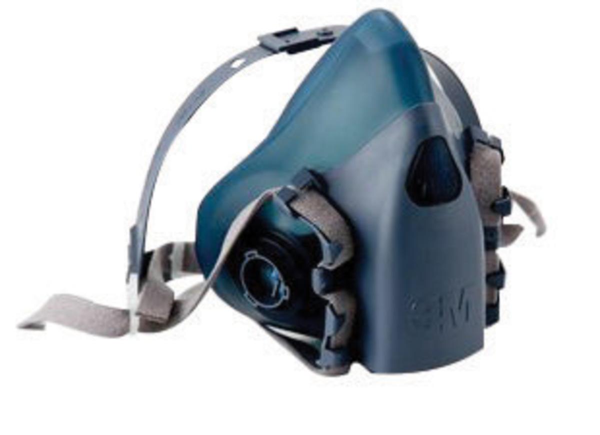 3m 7500 series respirator mask