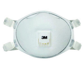 3M™ N95 Disposable Particulate Respirator With Cool Flow™ Exhalation Valve