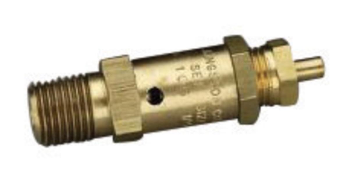 Airgas 3mrw 1596 3m Pressure Relief Valve For Use