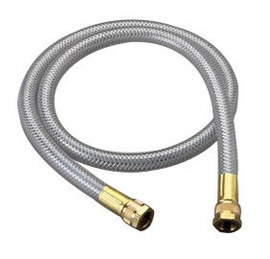 3M™ 7000 Series Gray Reinforced Back Mounted Breathing Tube (For Use With 3M™ 7800S Or 6000DIN Full Facepiece)