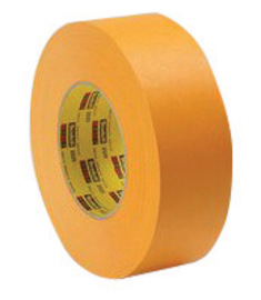 3M™ 48 mm X 55 m Orange Scotch® 2525 9.5 mil Flatback Paper Performance Masking Tape