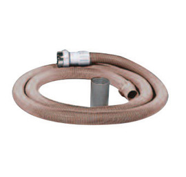 Air Systems International Metal Hose-To-Hose Coupler For Use With HEPA Vacuum System