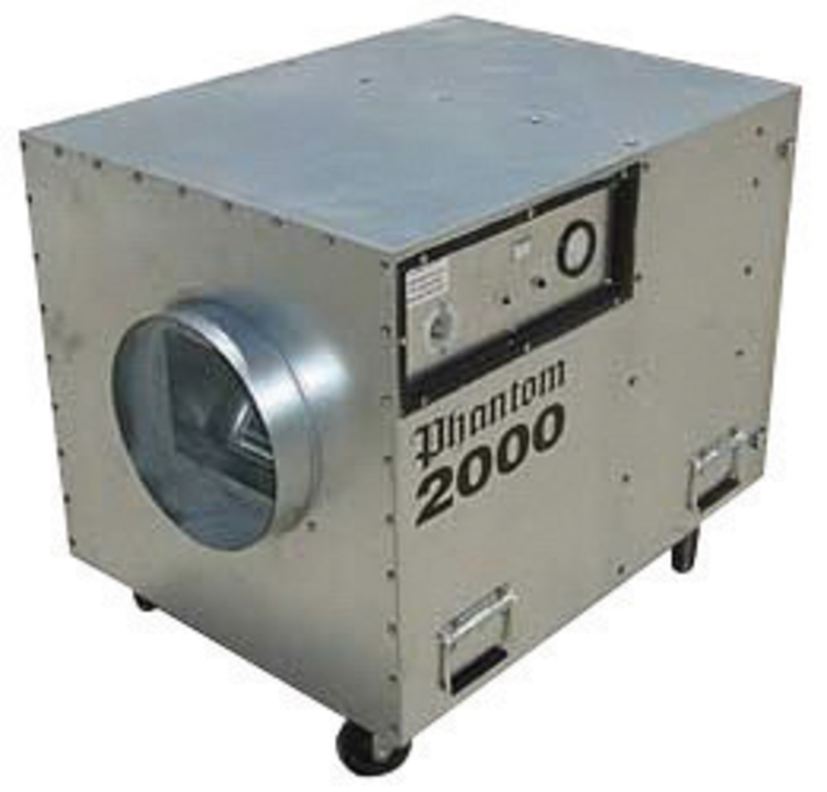 phantom 2000 negative air machine