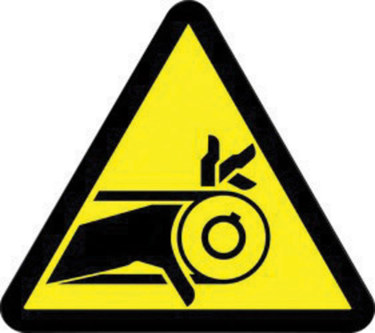 Airgas a81lsgw1422 accuform signs 2 black and yellow 6 mil accuform signs 2 biocorpaavc Image collections