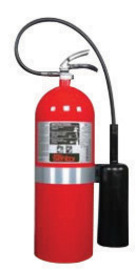 Ansul® Model CD20A-1 Sentry® 20 lb BC Fire Extinguisher