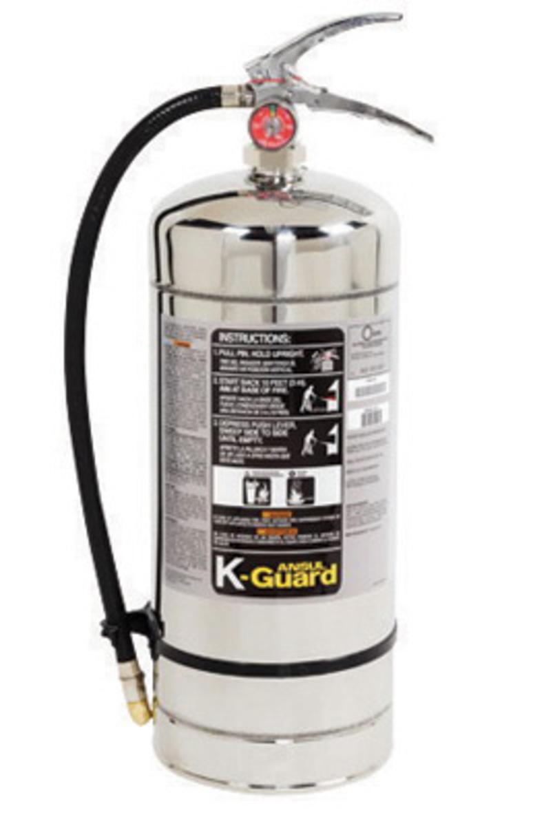 Airgas A86432843 Ansul 174 K Guard 174 K01 2 1 6 Gallon