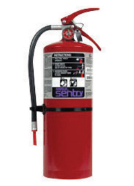 Ansul® Model PK10S Sentry® 10 lb BC Fire Extinguisher