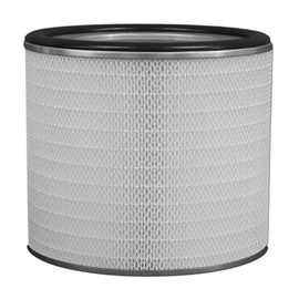 Abatement Technologies® Cylindrical 99.97% Final Stage HEPA Filter With Metal Frame For Use With AP600 And CAP1200 Negative Air Machines
