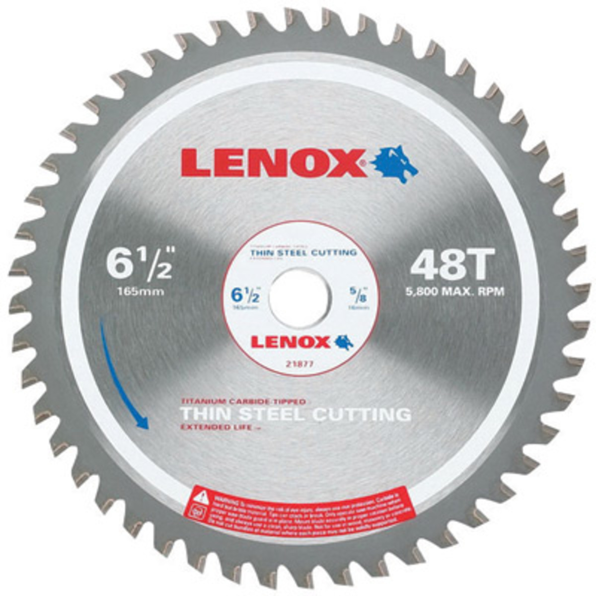Airgas amt21887 lenox 10 x 58 5200 rpm 80 teeth extended lenox 10 greentooth Gallery