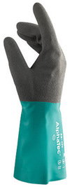 Ansell Size 8 Sea Green AlphaTec® 12