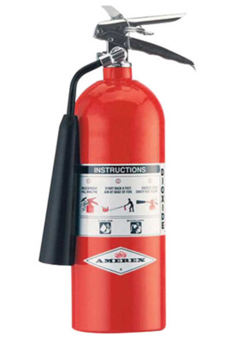 Home Hardware Fire Extinguisher