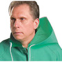 Onguard Industries One Size Fits All Green Chemtex PVC, Nylon And Polyester Rain Jacket Hood With Cord Locks
