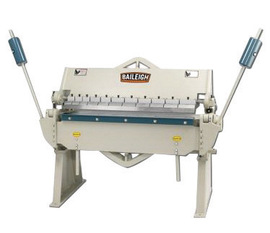 "Baileigh Industrial® 48"" 135° Bend Manual Box And Pan Brake | Tuggl"