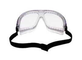 3M™ Lexa™ Splash GoggleGear™ Splash Goggles With Clear Frame And Clear Anti-Fog Lens