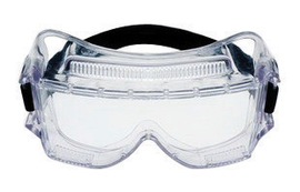 3M™ Centurion™ Impact Goggles With Clear Frame And Clear Anti-Fog Lens