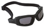 3M™ Maxim™ Air Flow Impact Goggles With Black Frame And Gray Anti-Fog Lens