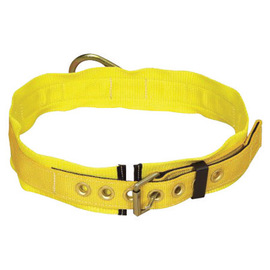 """3M™ DBI-SALA® Large 1 3/4"""" Polyester Web Body Belt With Tongue Buckle, Back D-Ring And 3"""" Body Pad 