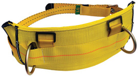 3M™ DBI-SALA® Large Polyester Web Derrick Belt With Tongue Buckle And Side D-Ring (For Use With 1105825/29 Derrick Harness)
