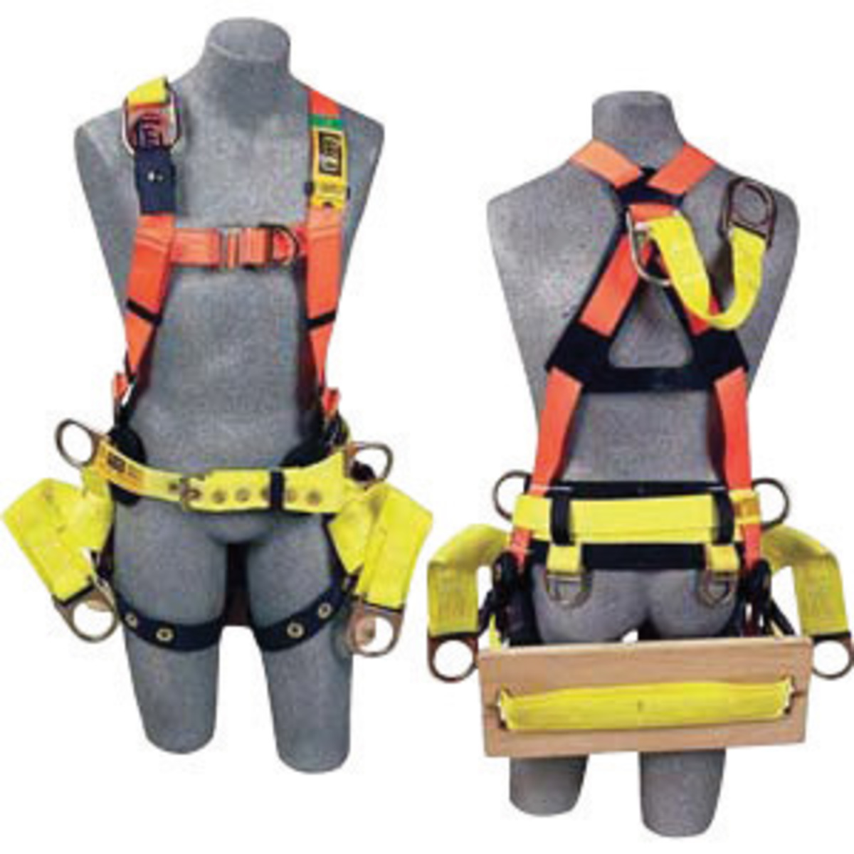 Airgas d621104850 3m dbi sala universal delta for Sala safety harness