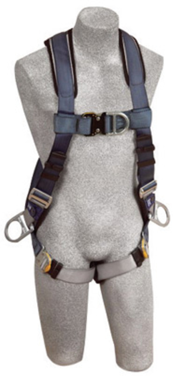 Front Connect Harness : Airgas d m™ dbi sala small exofit™ full