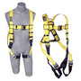 3M™ DBI-SALA® X-Large Delta™ II Vest Style Harness With Back And Side D-Rings And Quick Connect Buckle Leg Strap
