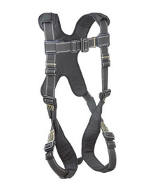 3M™ DBI-SALA® X-Large ExoFit™ XP Arc Flash Full Body/Vest Style Harness With Back D-Ring, Pass-Thru Leg Strap Buckle And Comfort Padding | Tuggl