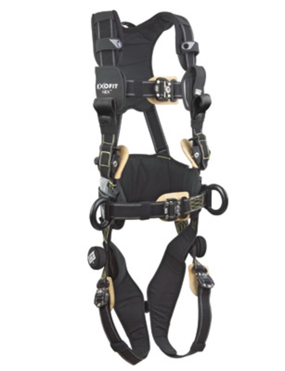 Airgas d621113330 3m dbi sala small exofit nex arc for Sala safety harness
