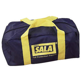 3M™ DBI-SALA® Medium Demonstration Canvas And Nylon Carrying Bag With Bright Yellow Strap
