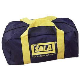 "3M™ DBI-SALA® 15.5"" Small Nylon Accessory Bag With Bright Yellow Strap | Tuggl"