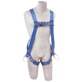 3M™ DBI-SALA® X-Large PROTECTA® FIRST™ Full Body Style 5-Point Harness With Back D-Ring And Pass-Thru Leg Strap Buckle